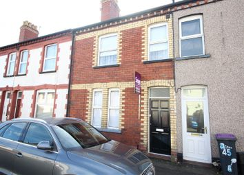 Thumbnail 3 bed terraced house for sale in Belle Vue Road, Cwmbran