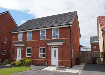 Thumbnail 3 bedroom semi-detached house for sale in Balne Mill Grove, Wakefield