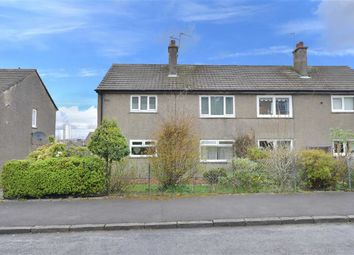 Thumbnail 1 bed flat for sale in Hollows Avenue, Paisley