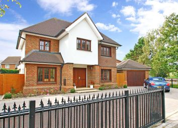 Thumbnail 5 bed detached house to rent in Ballards Row, College Road South, Aston Clinton, Aylesbury