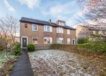 Thumbnail 2 bed flat for sale in Broomfield Crescent, Edinburgh