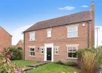 Thumbnail 5 bed detached house for sale in The Rowans, Holme-On-Spalding-Moor, York