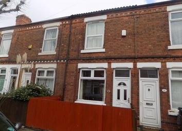 Thumbnail 2 bed terraced house for sale in Carnarvon Street, Netherfield, Nottingham