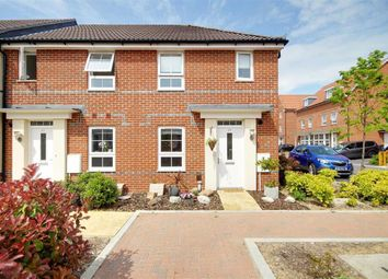 Thumbnail 2 bed end terrace house for sale in Quicksilver Street, Worthing, West Sussex