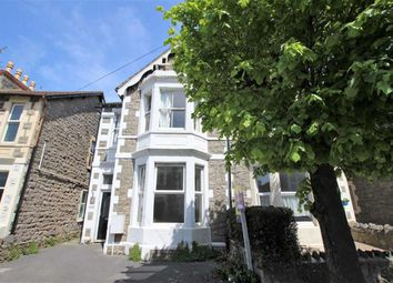 Thumbnail 5 bed semi-detached house for sale in Clevedon Road, Weston-Super-Mare
