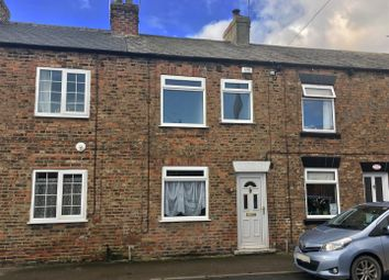 Thumbnail 2 bed terraced house to rent in Back Lane, Sowerby, Thirsk
