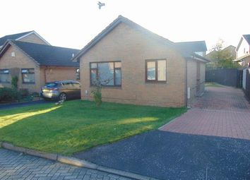 Thumbnail 2 bed bungalow to rent in Swinton View, Baillieston, Glasgow