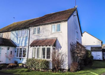 Thumbnail 3 bed semi-detached house for sale in Ash Meadow, Much Hadham, Hertfordshire