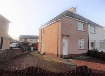 Thumbnail 2 bed semi-detached house for sale in Waverly Drive, Wishaw