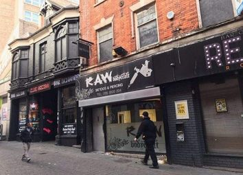 Thumbnail Retail premises to let in 24 St James Street, 24 St James Street, Nottingham