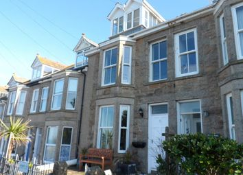 Thumbnail 1 bed flat for sale in 5, Carthew Terrace, St. Ives, Cornwall