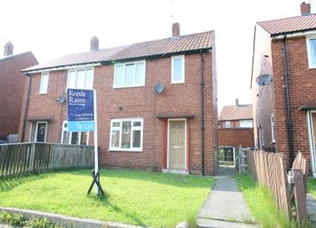 Thumbnail 2 bed semi-detached house to rent in Chester Drive, Willington, Crook