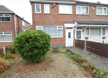 2 bed semi-detached house to rent in Corbridge Avenue, Great Barr, Birmingham B44