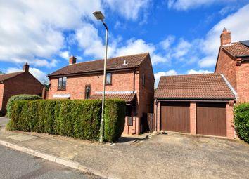 4 bed detached house for sale in Blackmoor Gate, Furzton, Milton Keynes MK4