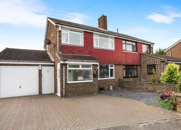 Thumbnail 3 bedroom semi-detached house for sale in Kinross Crescent, Luton, Bedfordshire, England