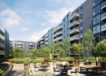 Thumbnail 1 bedroom flat for sale in The Courtyard At Greenwich Square, London