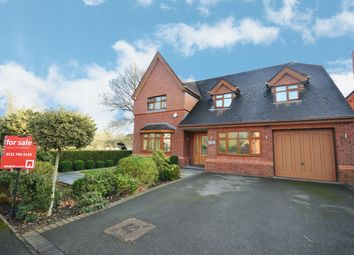4 bed detached house for sale in Brockhurst Lane, Dickens Heath, Shirley, Solihull B90