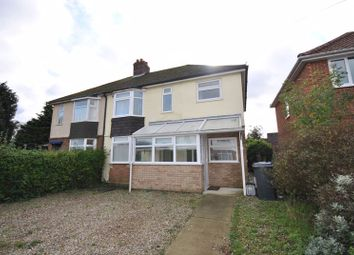 Thumbnail 3 bed semi-detached house for sale in Curtis Road, North City, Norwich