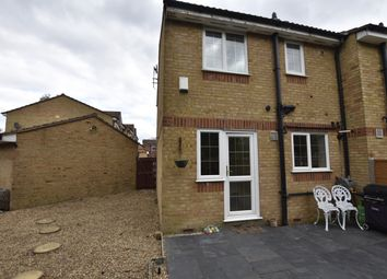 Thumbnail 3 bed end terrace house for sale in Redford Close, Feltham
