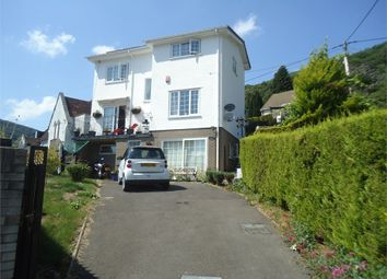 Thumbnail 4 bed detached house for sale in Park Street, Cwmcarn, Newport