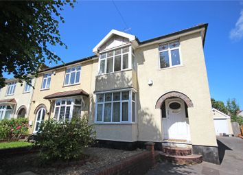 Thumbnail 3 bed semi-detached house to rent in Cranbrook Road, Bishopston, Bristol
