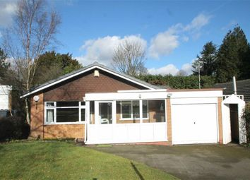 Thumbnail 2 bedroom bungalow for sale in Hampshire Drive, Edgbaston, Birmingham