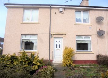 Thumbnail 2 bed flat for sale in Hunter Street Dykehead, Shotts