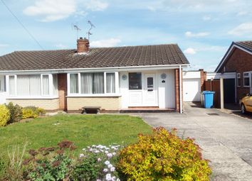 Thumbnail 2 bed semi-detached bungalow for sale in Conway Drive, Carlton-In-Lindrick, Worksop