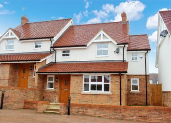 Thumbnail 4 bed semi-detached house for sale in Finchley House, The Sidings, Buckingham