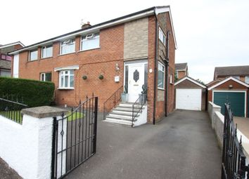 Thumbnail 3 bed semi-detached house for sale in Burnthill Crescent, Newtownabbey