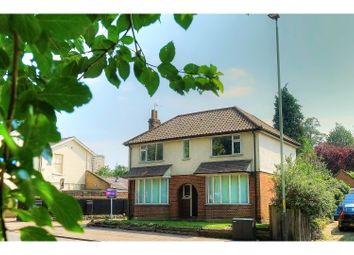 Thumbnail 3 bedroom detached house for sale in Earlham Road, Norwich