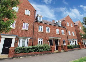 Thumbnail 3 bed town house for sale in Gold Furlong, Marston Moretaine, Bedford