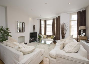 Thumbnail 3 bed flat to rent in Netherford Road, London