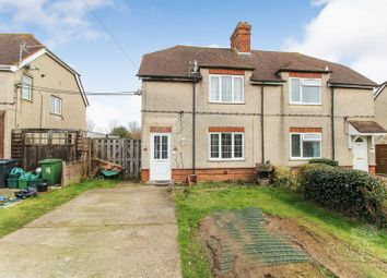 Thumbnail 3 bed semi-detached house for sale in Dunstan Road, Thatcham