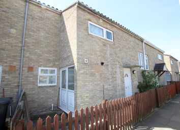 Thumbnail 3 bedroom terraced house for sale in Bute Court, Haverhill
