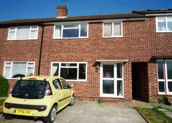 Thumbnail 3 bed terraced house to rent in Linden Close, Moulsham Lodge, Chelmsford, Essex