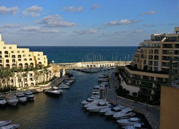 Thumbnail 2 bed apartment for sale in Portomaso-St.Julian's, Malta