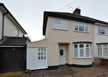 Thumbnail 3 bed semi-detached house for sale in Penn Road, Wolverhampton, West Midlands