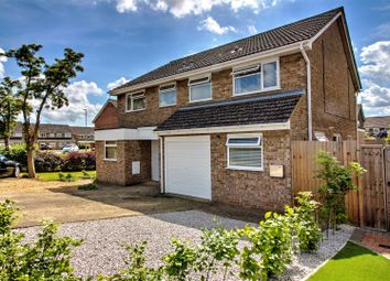 Thumbnail 3 bedroom semi-detached house for sale in The Lees, Deeping St. James, Peterborough