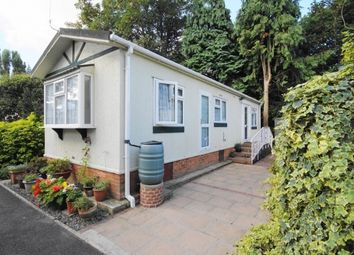 Thumbnail 1 bedroom mobile/park home for sale in Barnes Road, Bournemouth