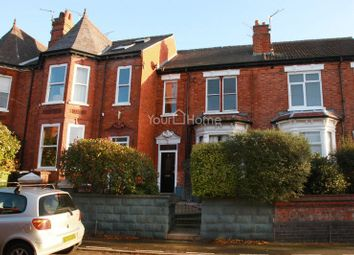 Thumbnail 4 bed shared accommodation to rent in Albert Crescent, West End, Lincoln