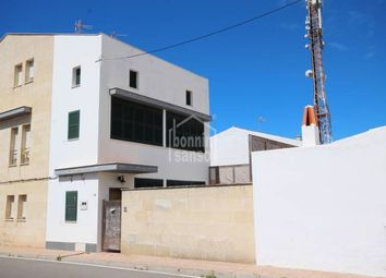 Thumbnail 4 bed semi-detached house for sale in San Clemente, Mahon, Balearic Islands, Spain