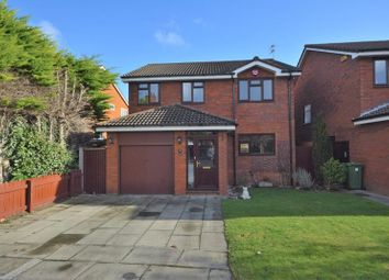 Thumbnail 4 bed detached house for sale in Lancaster Close, Birkdale, Southport
