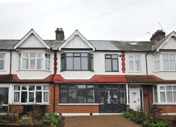 Thumbnail 1 bed terraced house for sale in Ridge Avenue, London