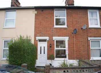 Thumbnail 2 bed terraced house for sale in Bartholomew Street, Ipswich, Suffolk