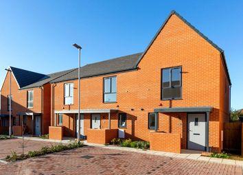Thumbnail 3 bed end terrace house for sale in Rues Farm Road, Felixstowe, Suffolk