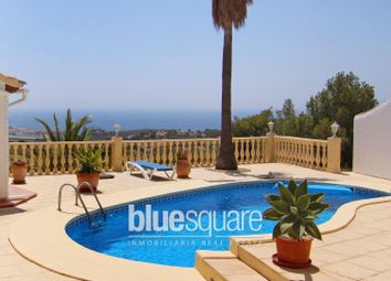 Thumbnail 2 bed property for sale in Moraira, Valencia, 03724, Spain