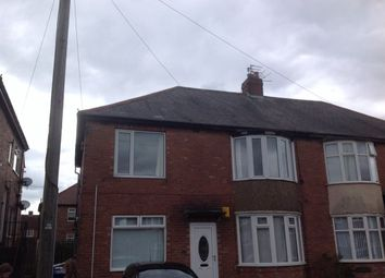 Thumbnail 2 bed flat to rent in Ovington Grove, Newcastle Upon Tyne