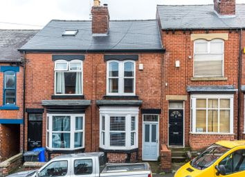 Thumbnail 3 bedroom terraced house for sale in Blair Athol Road, Greystones, Sheffield