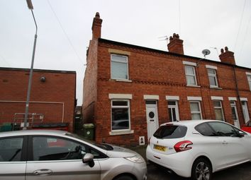Thumbnail 2 bed end terrace house for sale in Lindum Street, Newark